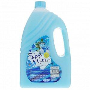 SANDOKKAEBI Кондиционер для белья  Голубой 2,1 л