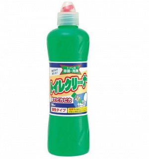 """""""Mitsuei"""" Чистящее средство для унитаза (с соляной кислотой) 0.5л"""