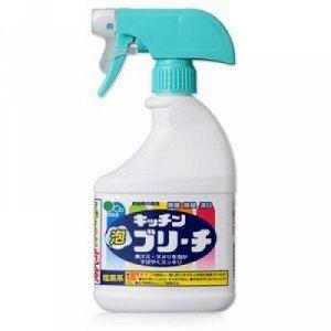 """""""Mitsuei"""" Универсальное кухонное моющее и отбеливающее пенное средство с возможностью распыления 0.4л"""