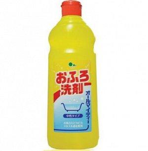 """Mitsuei"" ""All Mighty"" Средство для чистки ванн (без аромата) 500мл"
