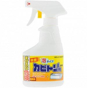 """30149 Пенящееся средство против стойких загрязнений (против плесени) """"Rocket Soap"""", 300 мл"""