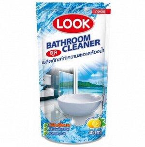 "LION ""Look"" Чистящее ср-во для ванной комнаты 400мл (мяг.уп.)  Таиланд"