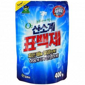 SANDOKKAEBI Отбеливатель кислородный ПЭТ уп-ка 400 гр /20