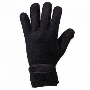 Перчатки Флисовые перчатки на  осень и зиму - теплые, удобные, с усилением ладони и большого пальца. №369