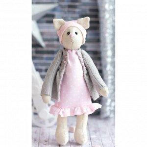 Мягкая игрушка «Домашняя кошечка Шейн», набор для шитья, 18 ? 22 ? 3,6 см