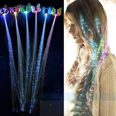 Для себя и дома ! Все в наличии! — LED заколки для волос — Косметические аксессуары