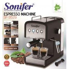 Рожковая кофеварка Sonifer SF-3529