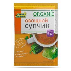 Супчик Овощной 30 гр. пакет