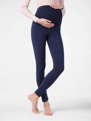 Xoxo Леггинсы для беременных (Conte) верх обраб. швом с эластич. тесьмой, пояс регулир. пуговицами