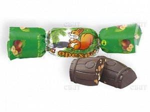 Конфеты «Бочонок со орехом»