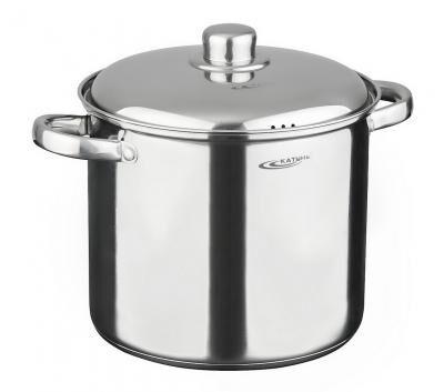Катунь-посуда из нержавеющей стали - 93 — Кастрюли КАтунь- серия ГРЕТТА - кастрюли больших размеров — Посуда