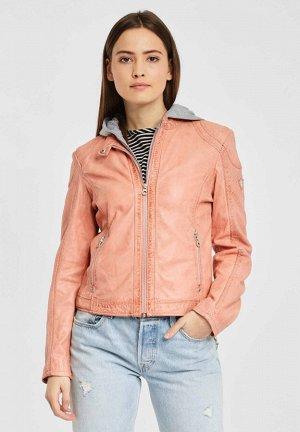 Куртка кожаная, размер 42-44