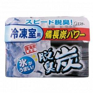 """""""ST"""" """"Dashshuutan"""" Желеобразный дезодорант с древесным углем """"Бинчотан"""" для холодильника (морозильная камера)  70 г."""