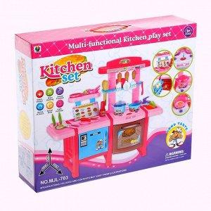 """Игровой набор """"Кухня шеф-повара"""" свет, звук"""