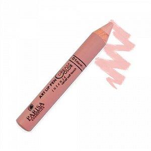 PARISA Помада - карандаш L - 12 для губ №01 розовый нюд