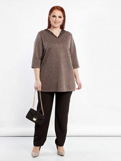 Дресс код может быть Шикарным! -женская одежда!  — Блузы Dora — Большие размеры