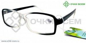 Корригирующие очки Восток Без покрытия 0107 Серый