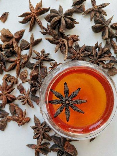 Лазовский вкусный мёд для Вас. Чай Да Травы для Ваших родных — Пряности и специи 50г