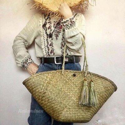 Предзаказ! Тайский супермаркет! Дешево! Мега-ассортиментище! — Плетеные сумки  HANDMADE — Сумки на плечо