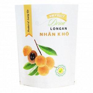 Вяленый лонган Dried Longan, 100 гр