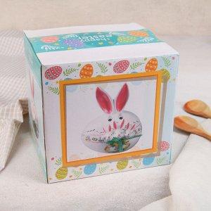 Конфетница «Пасхальный кролик», 15,5?12?19 см