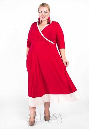 Платье PP03607RED60