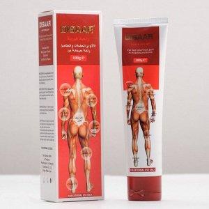 Крем-бальзам от болей в мышцах и суставах, разогревающий, 100 г