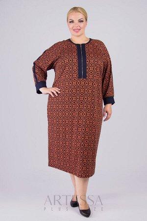 Платье PP53006ORN34