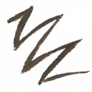 E.L.F., Lock On, крем для бровей и подводка, средний-коричневый, 0,19 унц. (5,5 г)