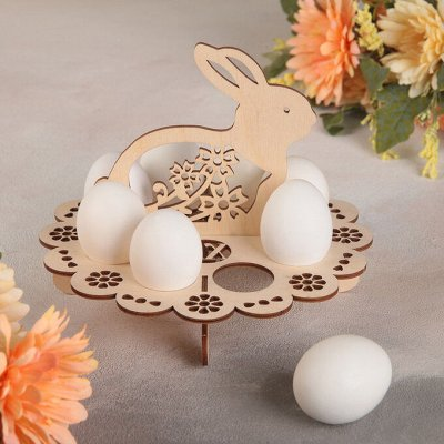 Посудное Хранение. Домашняя Выпечка и Кондитерка . — Подставки для яиц — Системы хранения