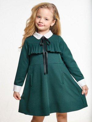 Платье UD 6985 зеленый