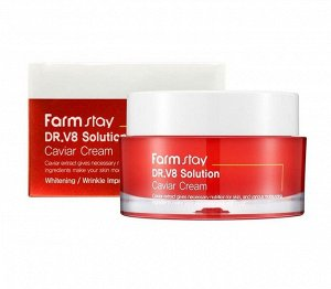 Dr.V8 Solution Caviar Cream