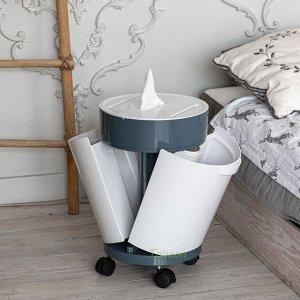 Сортировочное ведро для мусора 40-20А