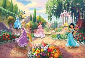 """8-4109 Фотообои KOMAR """"Принцессы в парке"""" 368смх2,54м бумажные"""