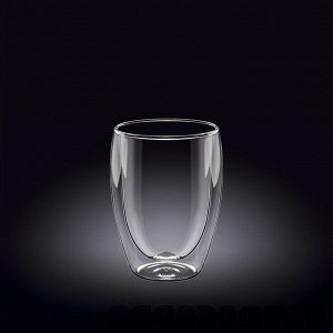 WILMAX Thermo Glass Стакан с двойными стенками 150мл WL-888730