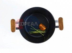 Кастрюля Oslo IH 24 см для индукционных плит с крышкой