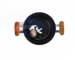 Кастрюля Oslo IH 20 см для индукционных плит с крышкой