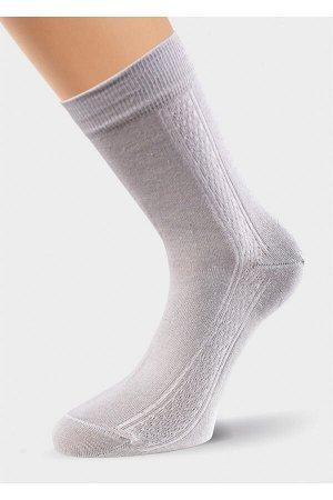 #87621 Мужские носки бежевый