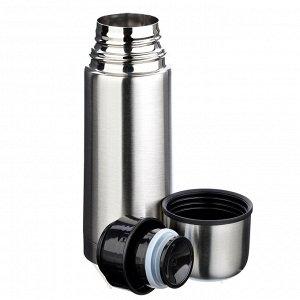 """VETTA Термос 0,50л """"Буллет"""" для напитков, серебристый, нержавеющая сталь"""