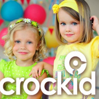 Crockid — детская одежда