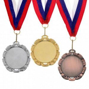 Медаль под нанесение 009