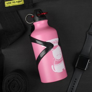 Бутылка с держателем «Мечтай», 400 мл