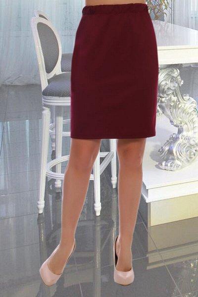 Натали™ - Самая популярная коллекция домашней одежды НОВИНКИ — Юбки — Прямые юбки