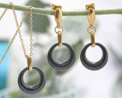 Бижутерия Ve*Vett стильная и яркая. — Изделия из керамики. Серьги, комплекты , браслеты — Бижутерия