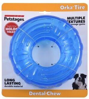 """Petstages игрушка для собак """"ОРКА кольцо"""" 16 см большая"""