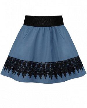 Школьная юбка для девочек 82394-ДШ19