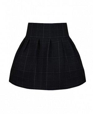 Школьная юбка для девочки в клетку 71738-ДШ18