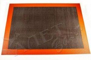 Коврик для выпечки силиконовый перфорированный 400х600 мм