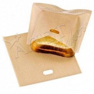 Конверт тефлоновый для тостов 15х20 см (2 шт)