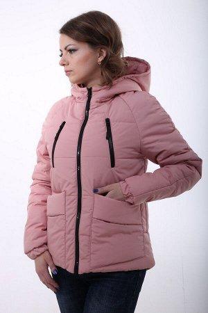 Куртка Милара розовая